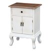 Trade Fair Eliza 1 Drawer 2 Door Cabinet