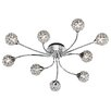 Action Genua 9 Light Ceiling Light