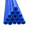Upper Bounce 3.67' Trampoline Pole Foam Sleeves (Set of 8)