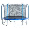 Upper Bounce 13' Round Trampoline Net using 6 Poles