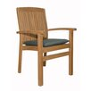 Anderson Teak Chatsworth Stacking Dining Arm Chair (Set of 4)