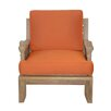 Anderson Teak Luxe Arm Chair with Cushions