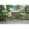 Anderson Teak Mandalay 3 Piece Dining Set