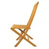 Anderson Teak Classic Folding Dining Side Chair