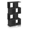 "Way Basics Malibu 49"" Bookcase and Storage Shelf"