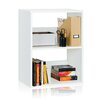 "Way Basics Duplex 30.2"" Eco 2-Shelf Bookcase and Storage Shelf"