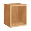"Way Basics Stackable 15.5"" Storage Cube"