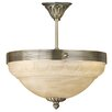 Eglo Marbella 3 Light Inverted Bowl Pendant Light