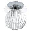 Eglo Civo 1 Light Semi-Flush Ceiling Light