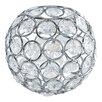 Eglo 8,5 cm Lampenschirm My Choice aus Metall/Kristallglas