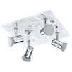 Eglo Daven 4 Light Ceiling Spotlight