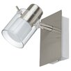 Eglo Sparano 1 Light Semi-Flush Wall Light