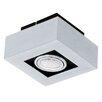 Eglo Loke Light Semi-Flush Ceiling Light