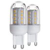 Eglo 2.5W G9/Bi-pin LED Light Bulb (Set of 2)