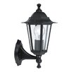 Eglo Laterna 1 Light Outdoor Wall Lantern