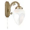 Eglo Imperial 1 Light Semi-Flush Wall Light