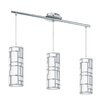Eglo Bayman 3 Light Kitchen Island Pendant