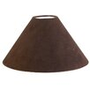 Eglo 21cm 1+1 Vintage Textile/Leather Empire Lamp Shade (Set of 3)