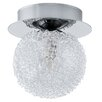 Eglo Bantry 1 Light Flush Ceiling Light