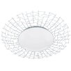 Eglo Baol 2 Light Flush Ceiling Light