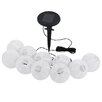 Eglo 10 Light Lantern String Lights