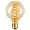 Eglo 60W Yellow E27/Medium Incandescent Light Bulb (Set of 10)
