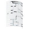 Eglo Design-Wandleuchte 1-flammig Bayman