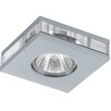 Eglo Tortoli 1 Light Flush Ceiling Light