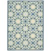 Waverly Sun and Shade Porcelain Indoor/Outdoor Area Rug