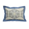 Waverly Over the Moon Embroidered Lumbar Pillow