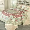 Historic Charleston Maiden Lane 3 Piece Quilt Set