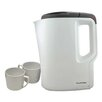Lloytron 0.9L Kettle in White