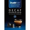 Dualit NX Decaf Espresso Capsules