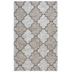 Rizzy Home Caterine Hand-Tufted Ivory Area Rug