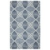 Rizzy Home Caterine Hand-Tufted Blue Area Rug