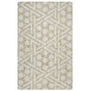 Rizzy Home Caterine Hand-Tufted Beige Area Rug