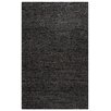 Rizzy Home Ellington Hand-Loomed Black Area Rug