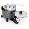 Presto 6-Quart Professional Options Multi-Cooker/Steamer