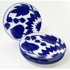 "Le Souk Ceramique Jinane 8"" Side Plate (Set of 4)"