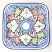 Le Souk Ceramique Tibarine Stoneware Serving Bowl