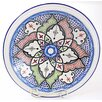 Le Souk Ceramique Tibarine Stoneware Decorative Bowl