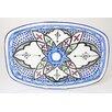 Le Souk Ceramique Tibarine Stoneware Platter