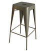 """Moe's Home Collection Brooklyn 29.5"""" Bar Stool (Set of 2)"""