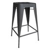 "Moe's Home Collection Brooklyn 26"" Bar Stool (Set of 2)"