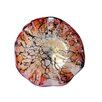 Moe's Home Collection Fire Flower Plate Wall Décor (Set of 2)