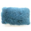 Moe's Home Collection Lamb Fur Throw Pillow
