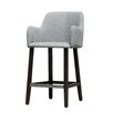 Moe's Home Collection Stanley Bar Stool with Cushion