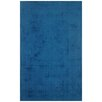 Moe's Home Collection Jitterbug Snorkel Blue Area Rug
