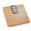 "ADE 31 cm x 31 cm Badezimmerwaage digital ""Inga"" in Bambus"