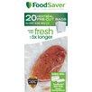 Foodsaver FoodSaver® Quart Heat Seal Bag (Set of 20)